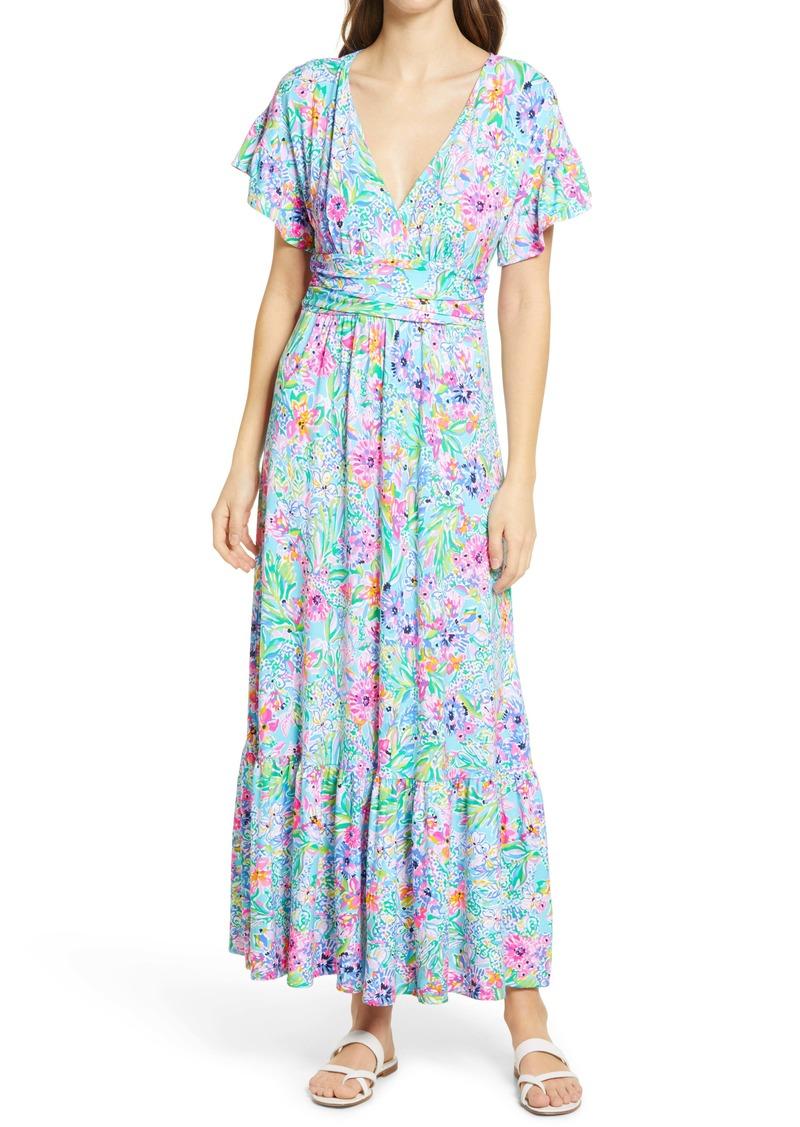 Lilly Pulitzer® Jessi Flutter Dress