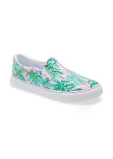 Lilly Pulitzer® Julie Print Slip-On Sneaker (Women)