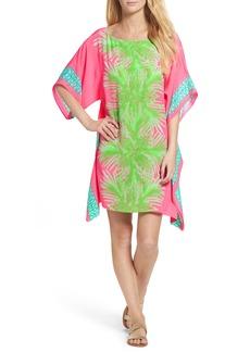Lilly Pulitzer® Julie Silk Caftan Dress