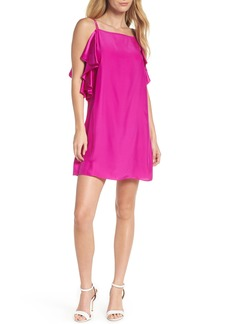Lilly Pulitzer® Kara Ruffle Silk Dress
