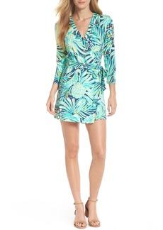 Lilly Pulitzer® Karlie Wrap Romper Dress