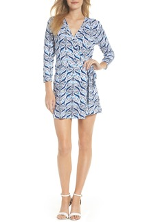 Lilly Pulitzer® Karlie Wrap Style Romper