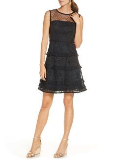 Lilly Pulitzer® Kasee Sleeveless Lace Minidress