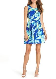 Lilly Pulitzer® Kassia Fit & Flare Dress