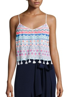 Lilly Pulitzer Katen Cropped Top