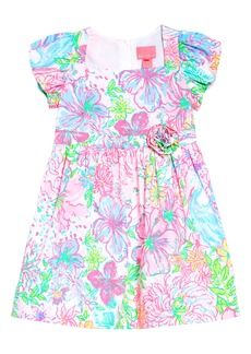 Lilly Pulitzer® Katrina Dress (Toddler, Little Girl & Big Girl)