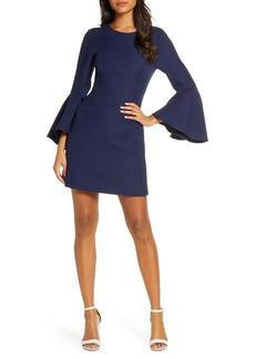 Lilly Pulitzer® Kayla Stretch Blend Minidress