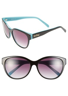 Lilly Pulitzer® 'Keene' 57mm Sunglasses