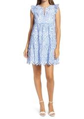 Lilly Pulitzer® Keila Eyelet Babydoll Dress