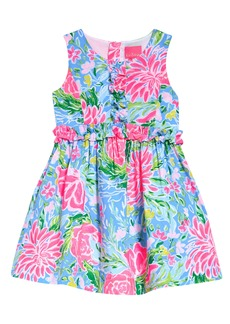 Lilly Pulitzer® Kids' Annalee Floral Fit & Flare Dress (Toddler, Little Girl & Big Girl)