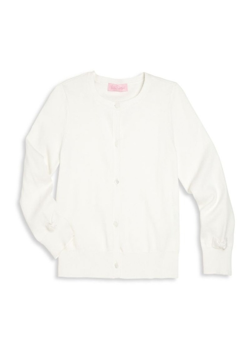 Lilly Pulitzer Kids Girl's Colleen Cardigan