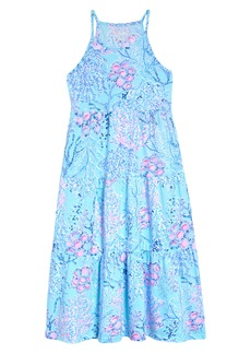 Lilly Pulitzer® Kids' Harleigh Maxi Dress (Toddler, Little Girl & Big Girl)