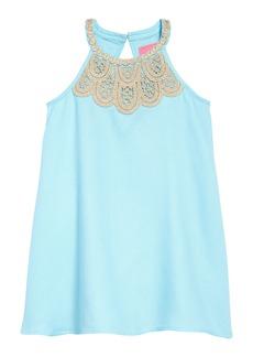 Lilly Pulitzer® Kids' Mini Pearl Shift Dress (Toddler Girl, Little Girl & Big Girl)