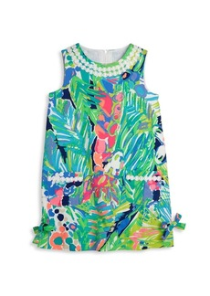 Lilly Pulitzer Kids Toddler's, Little Girl's & Girl's Graphic Printed Dress