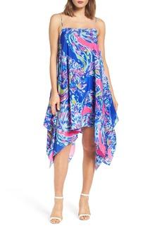 Lilly Pulitzer® Kimi Silk Midi Dress