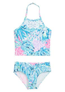 0a4b3827a96cf Lilly Pulitzer® Kinley Two-Piece Swimsuit (Toddler Girls, Little Girls & Big