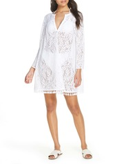Lilly Pulitzer® Kizzy Lace Cover-Up Tunic