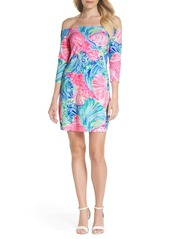Lilly Pulitzer® Laurana Off the Shoulder Dress