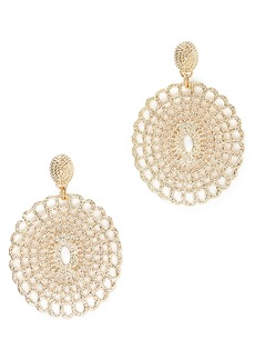 Lilly Pulitzer® Lilly Lace Drop Earrings