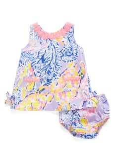 Lilly Pulitzer® Lilly Shift Dress (Baby Girls)