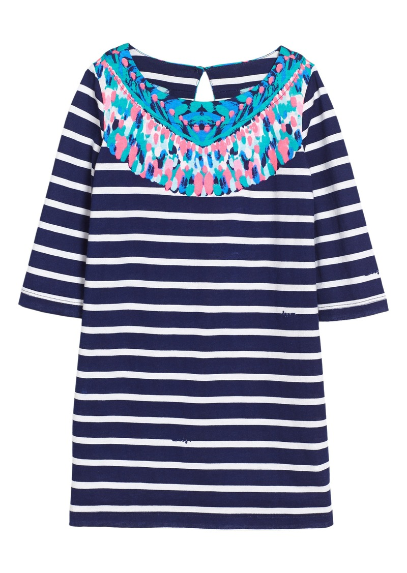 9ea37d06b8e Lilly Pulitzer Lilly Pulitzer® Little Bay Stripe Dress (Toddler ...