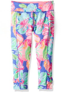 Lilly Pulitzer Girls' Little Melody Legging  M