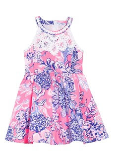 Lilly Pulitzer® Little Kinley Dress (Toddler Girls, Little Girls & Big Girls)