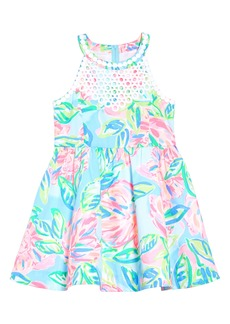 Lilly Pulitzer® Little Kinley Dress (Toddler, Little Girl & Big Girl)