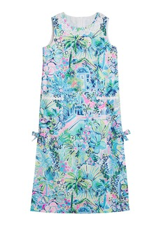 Lilly Pulitzer Little Lilly Classic Maxi Dress  Size 2-10