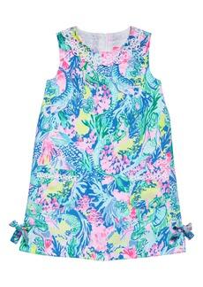 Lilly Pulitzer® Little Lilly Classic Shift Dress (Toddler Girls, Little Girls & Big Girls)