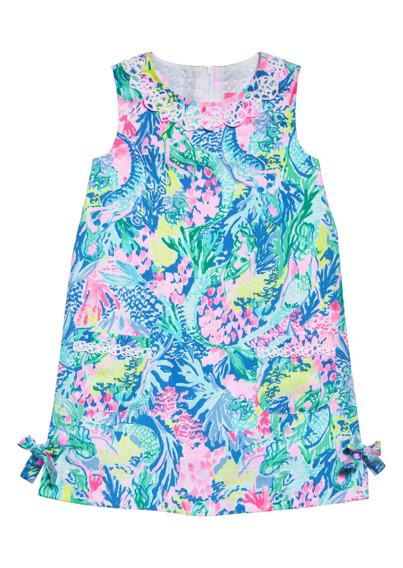 45b13e42e Lilly Pulitzer Lilly Pulitzer® Little Lilly Classic Shift Dress ...