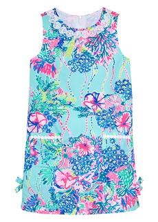 Lilly Pulitzer® Little Lilly Classic Shift Dress (Toddler, Little Girl & Big Girl)