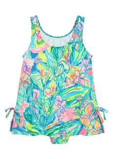 Lilly Pulitzer® Little Lilly One-Piece Swimsuit (Toddler Girls, Little Girls & Big Girls)