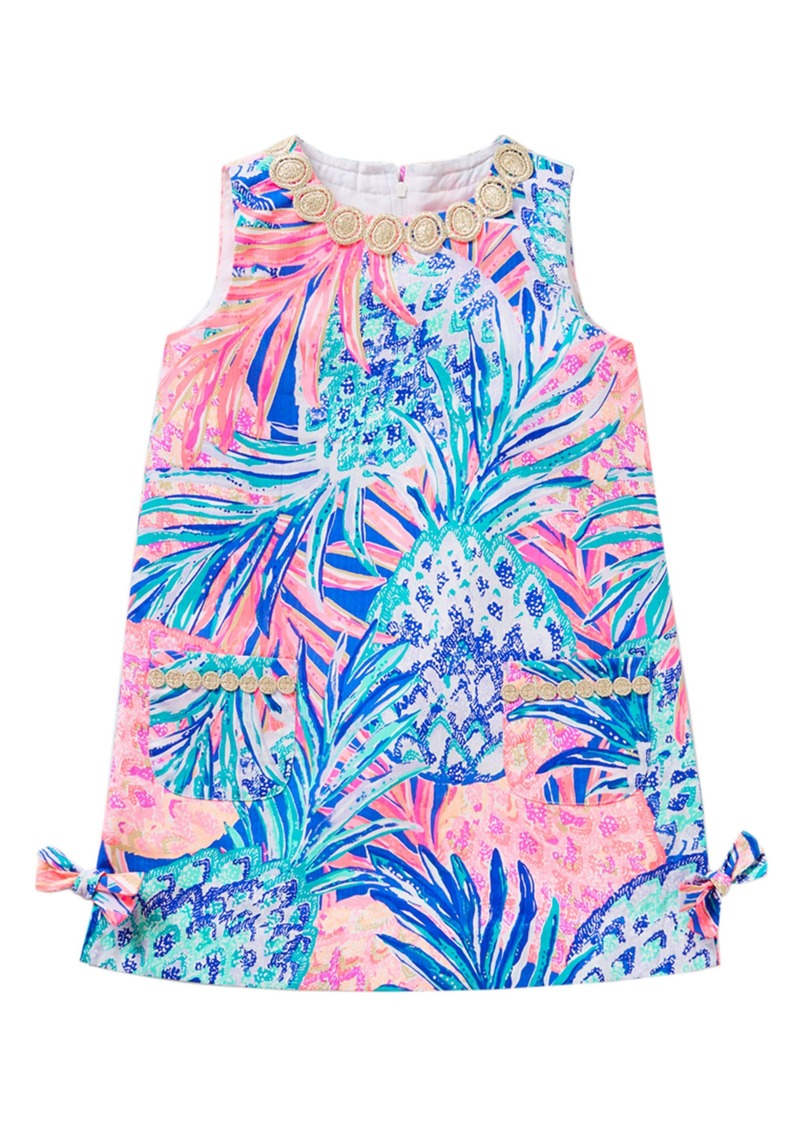 7ba259ed1d3 Lilly Pulitzer Lilly Pulitzer® Little Lilly Shift Dress (Toddler ...