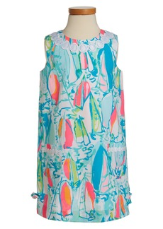 Lilly Pulitzer® Little Lily Shift Dress (Toddler Girls, Little Girls & Big Girls)