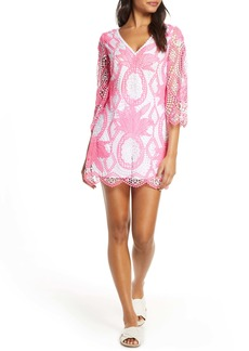 Lilly Pulitzer® Lottie Crochet Lace Romper