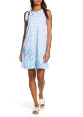 Lilly Pulitzer® Luella Tie Strap Shift Sundress