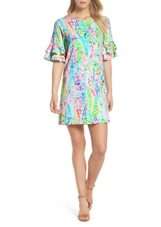 Lilly Pulitzer® Lula Ruffle Sleeve Dress