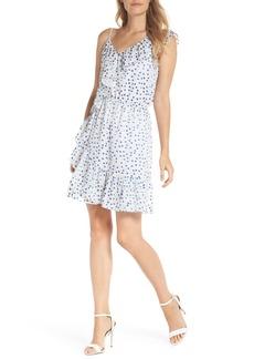 Lilly Pulitzer® Madelina Asymmetrical Ruffle Dress