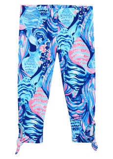 Lilly Pulitzer® Maia Crop Leggings (Toddler Girls, Little Girls & Big Girls)
