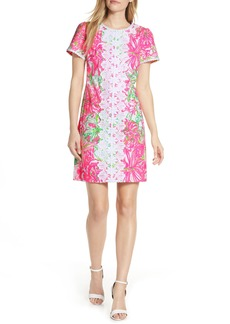 Lilly Pulitzer® Maisie Stretch Piqué Shift Dress