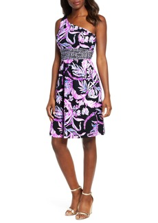 Lilly Pulitzer® Malia One-Shoulder Dress