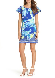 Lilly Pulitzer® Marah Cap Sleeve Shift Dress