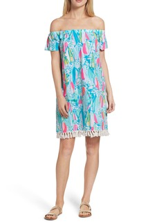 Lilly Pulitzer® Marble Shift Dress