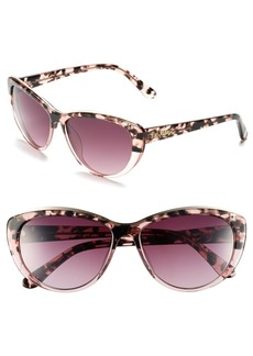 Lilly Pulitzer® 'Marianne' 59mm Cat Eye Sunglasses