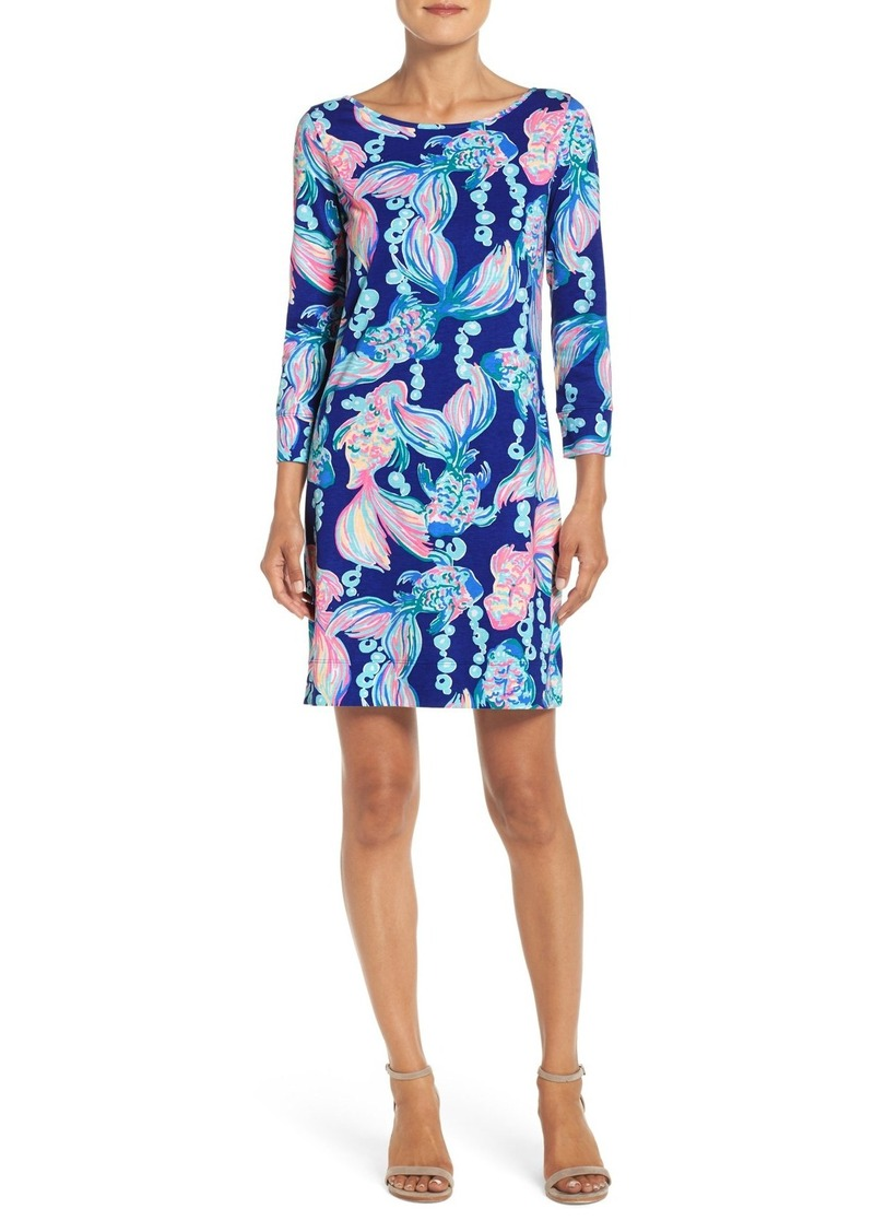 Lilly Pulitzer® 'Marlowe' Print Pima Cotton Shift Dress