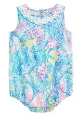Lilly Pulitzer® May Bodysuit (Baby Girls)
