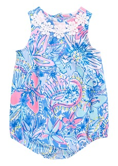 Lilly Pulitzer® May Bubble Bodysuit (Baby)