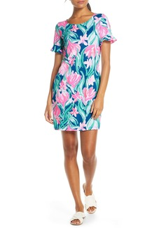 Lilly Pulitzer® Mellorie Tie Back Cotton Shift Dress