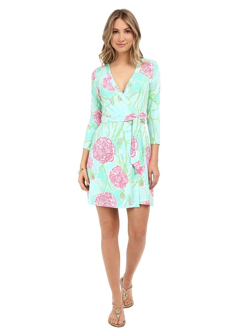 f5a6388e428d66 Lilly Pulitzer Lilly Pulitzer Meridan Wrap Dress   Dresses